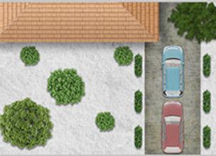Single Car Driveway