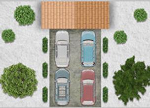 Double Car Driveway