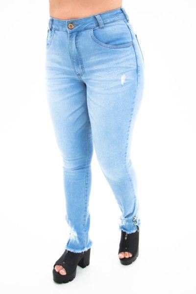 Calça Jeans Modelo Hot Pants - 11542