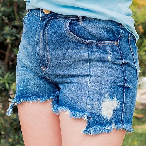 Shorts Jeans Hot Pants - 4974B