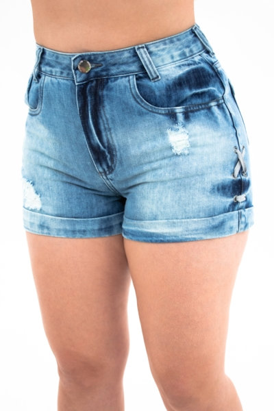 Shorts Jeans Hot Pants - 3998B