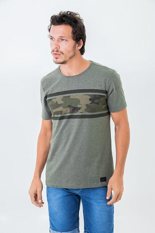 Camiseta Masc M/C - 25031