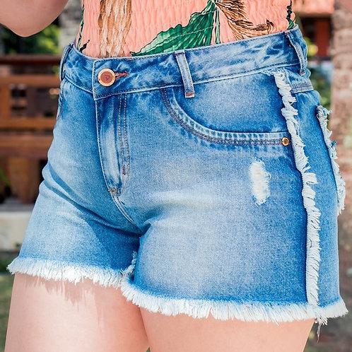 Shorts Jeans Vintage -4926