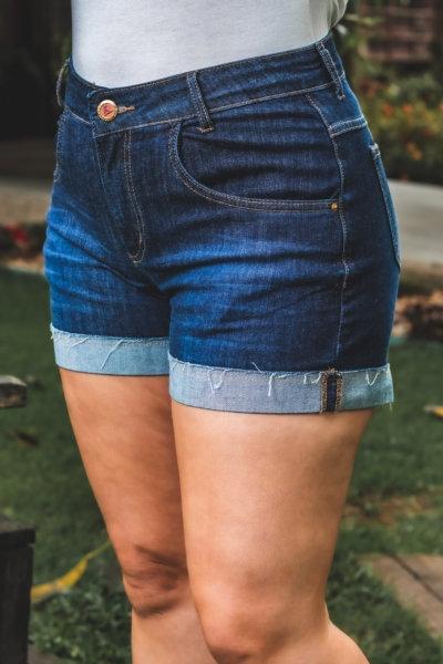 Shorts Jeans Boyfriend - 3959