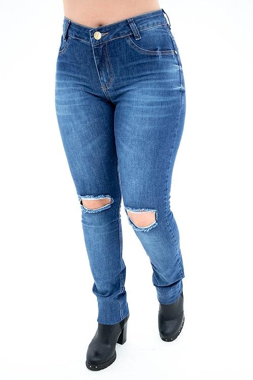 Calça Jeans Modelo Skinny - 11531