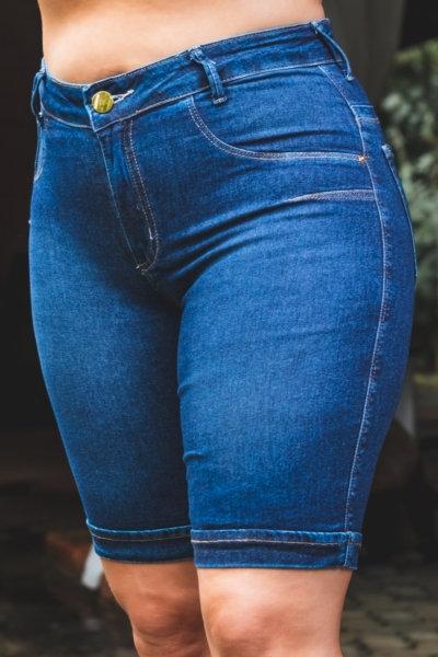 Ciclista Jeans Slim - 2834