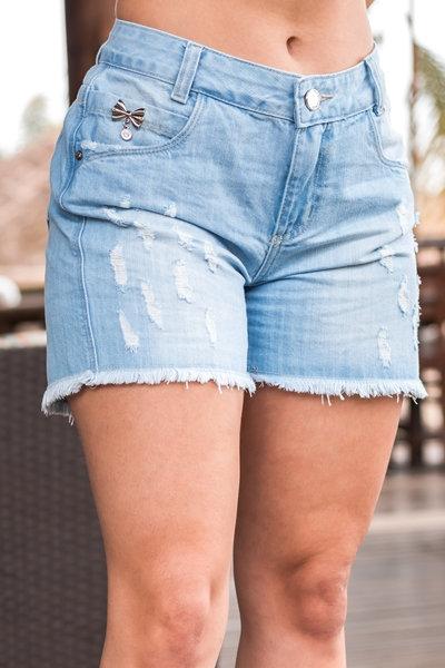 Shorts Jeans Boyfriend - 5793B