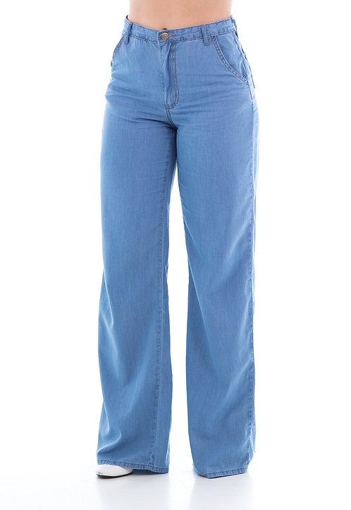 Calça Jeans Modelo Pantalona Jazmin  - 6496