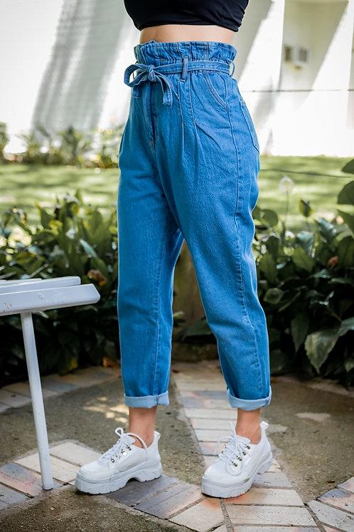Calça Jeans Modelo Clochad - 11580