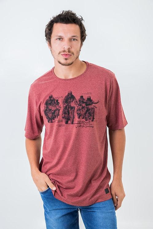 Camiseta Masc M/C - 35003