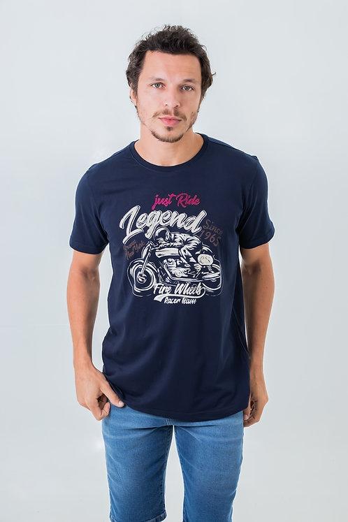 Camiseta Masc M/C - 25018