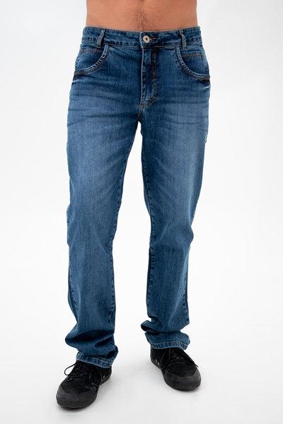 Calça Jeans Modelo Confort - 5183