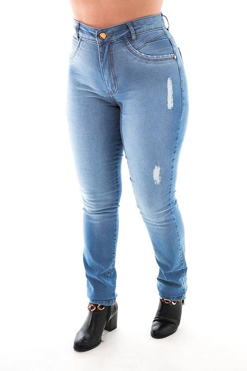 Calça Jeans Modelo Hot Pants - 12544A