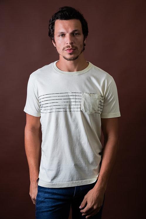 Camiseta Masc M/C - 82010