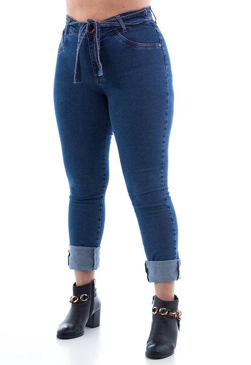 Calça Jeans Modelo Skinny Miriani - 13509