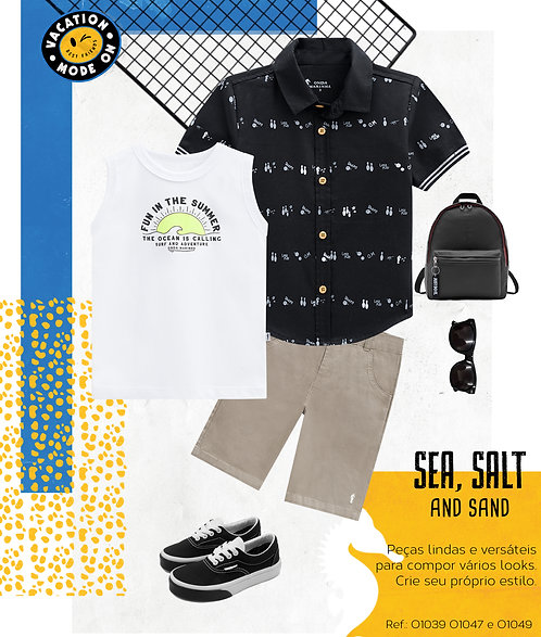Camisa Inf Masc - 71046