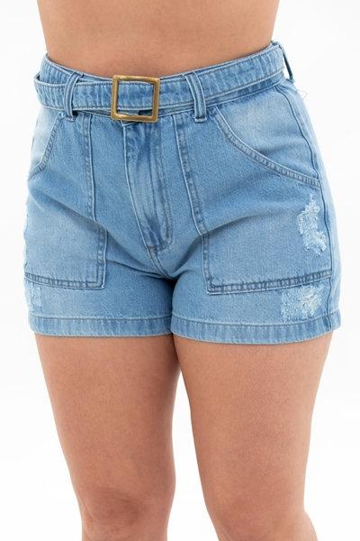 Shorts Jeans Hot Pants - 4715B
