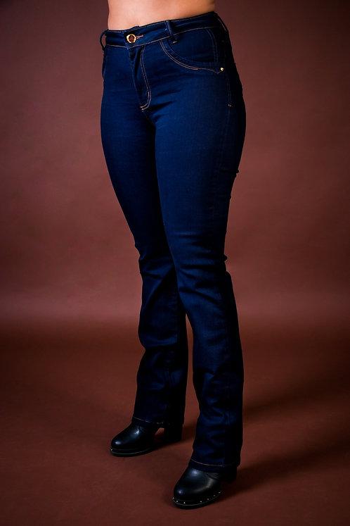 Calça Jeans Modelo Clássica - 12514