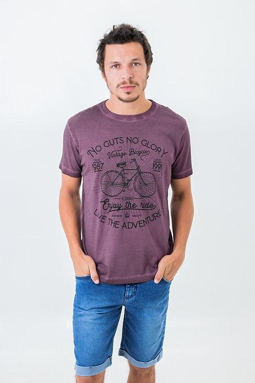 Camiseta Masc M/C - 72017