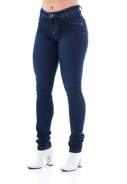 Calça Jeans Modelo Skinny Ingrid - 12538
