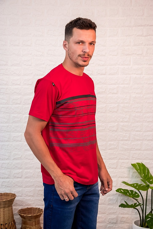 Camiseta Masc M/C -60078