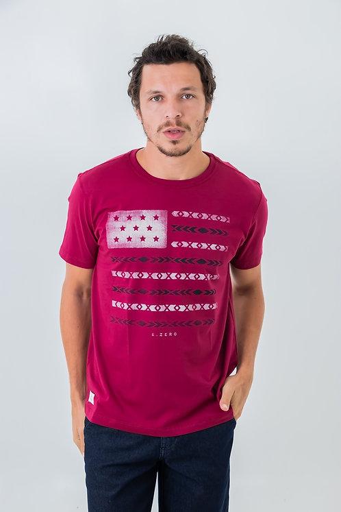 Camiseta Masc M/C - 57070