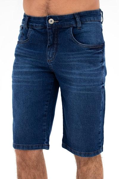 Bermuda Jeans Clássica - 4270
