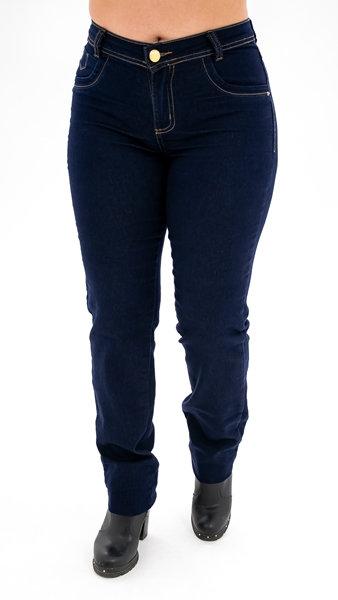 Calça Jeans Modelo Slim - 10575