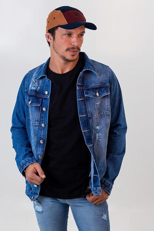 Jaqueta jeans Unissex - 4469
