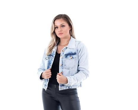 Jaqueta Jeans Pamela - 3438