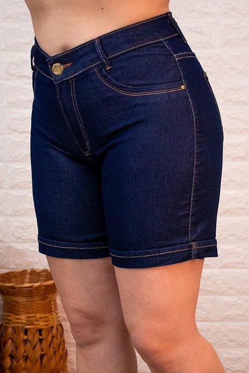 Meia Coxa Jeans Slim -4920
