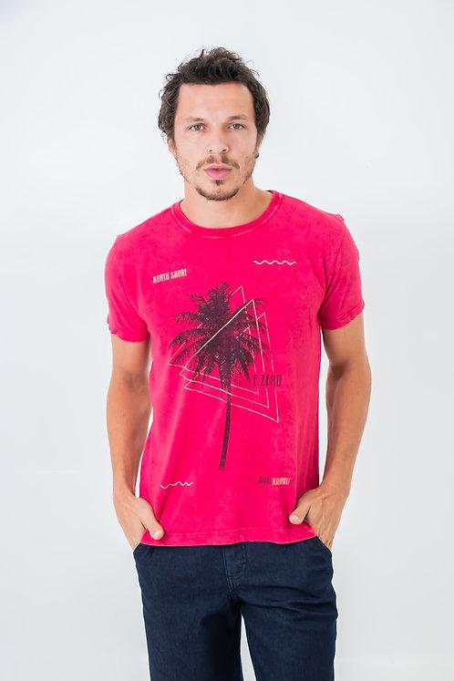 Camiseta Masc M/C - 17216