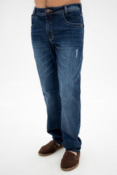 Calça Jeans Modelo Slim - 5170