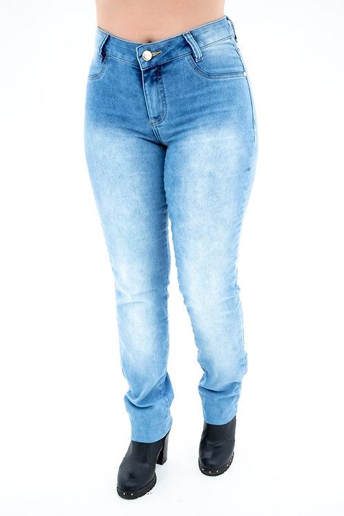 Calça Jeans Modelo Skinny - 11532
