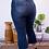 Thumbnail: Pantacourt Jeans - 677
