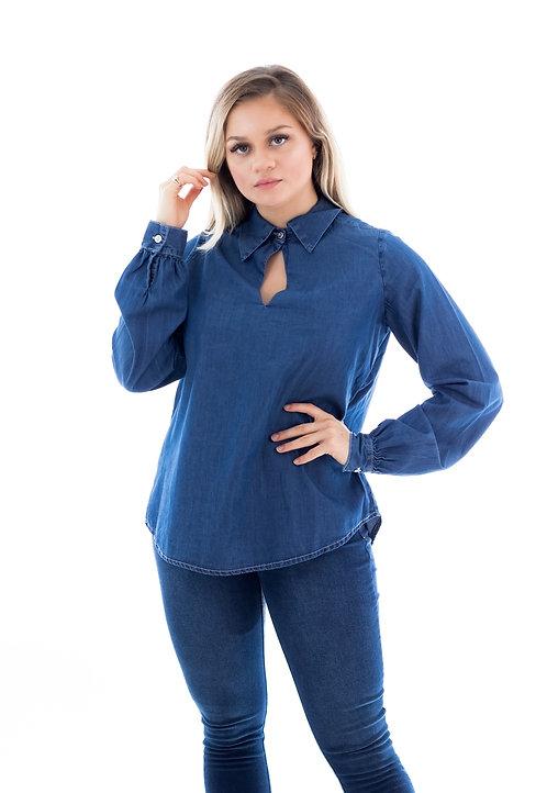 Camisa Jeans M/L Laila - 7445