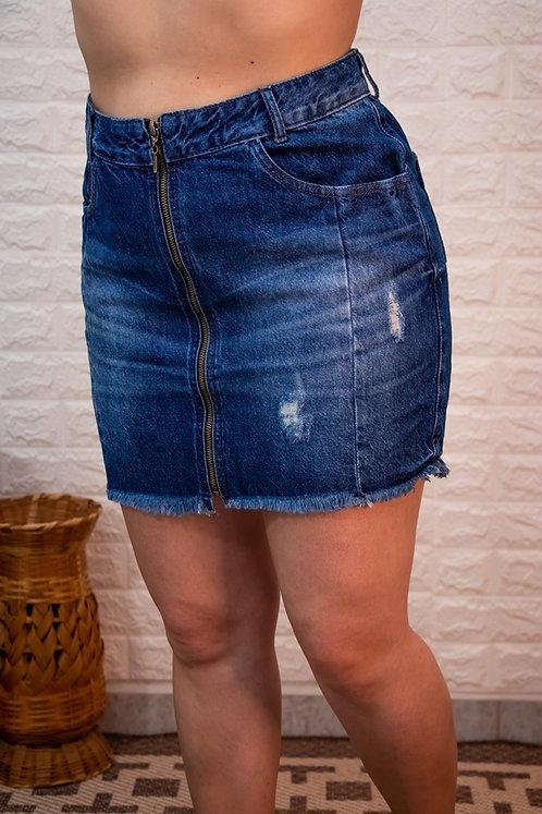 Saia Jeans  -6456B