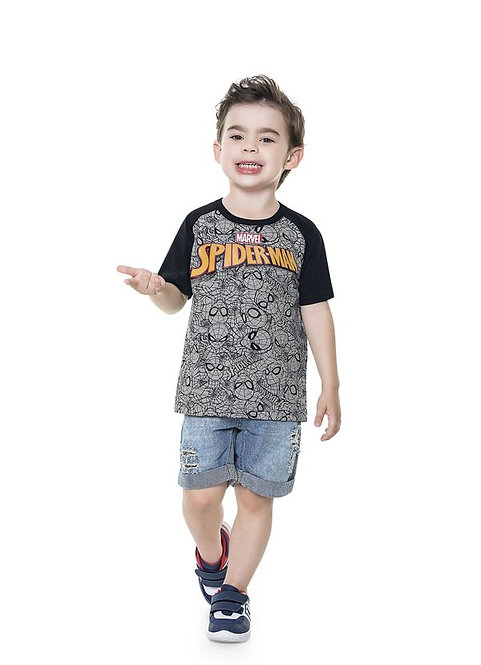 Camiseta Spider-Man - 82466