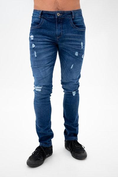 Calça Jeans Modelo skinny - 5186B