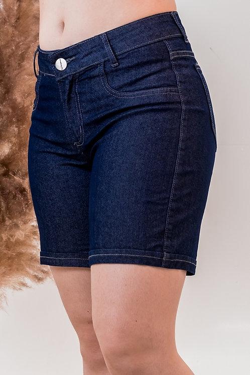 Meia Coxa Jeans Slim -2957