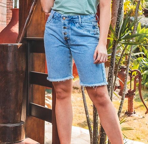 Bermuda Jeans Boyfriend - 2891A