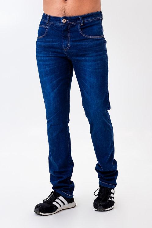Calça Jeans Modelo Confort - 6109