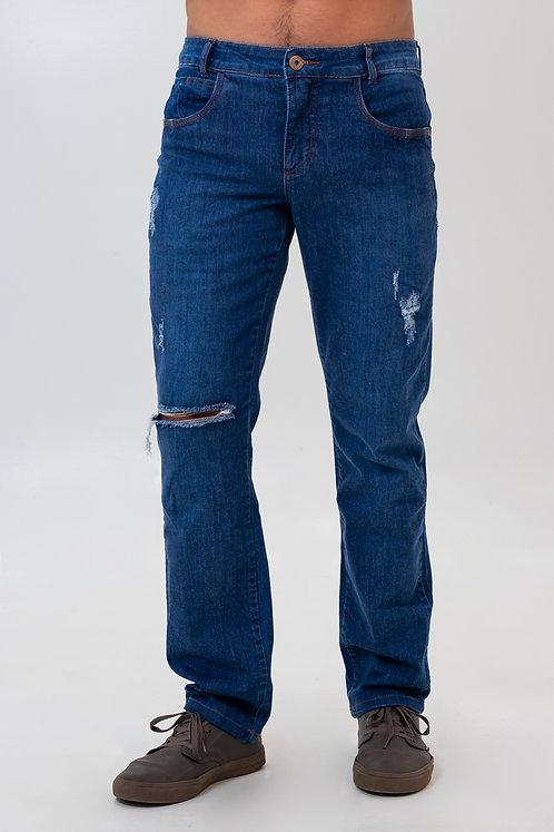 Calça Jeans Modelo Confort - 5185B