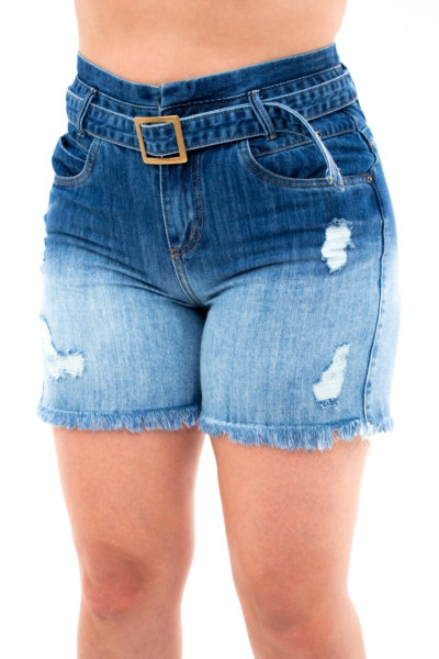Shorts Jeans Boyfriend - 3999