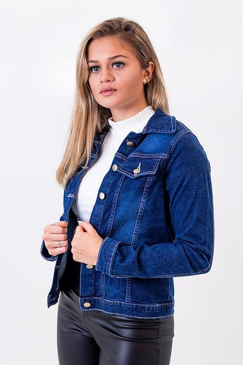 Jaqueta Jeans com elastano - 5437B