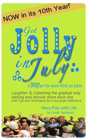 Now in its 10th year, the annual 31 Day program that expands breath ability and infuses laughter techniques  for a variety of beneficial outcomes.