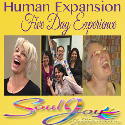 Soul Joy Human Expansion 5 Day Experience