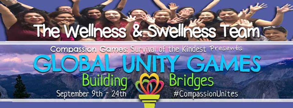 The Wellness and Swellness Team Banner