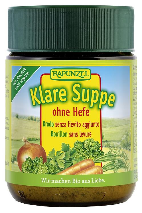 Suppenpulver ohne Hefe