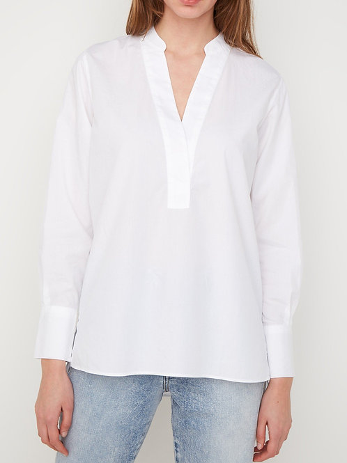 Poplin blouse Darcy Closed